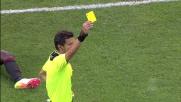 Martinez col piede a martello su Niang, fallo e ammonizione in Milan-Torino