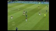 Martins infiamma il derby conquistando un rigore per l'Inter