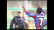 Mascara da centrocampo! Strepitoso goal del 3-0 nel derby siciliano