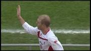 Masiello con un goal spettacolare raggiunge il Parma