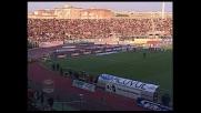 Materazzi di testa, Inter in vantaggio a Livorno!