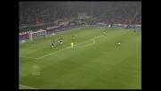 Materazzi di testa segna il quarto goal al Milan e fa esplodere San Siro