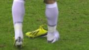 Matri come cenerentola perde una scarpa al ballo con l'Udinese