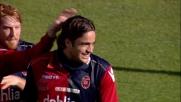 Matri implacabile contro il Bari. Suo il goal dell'1-0