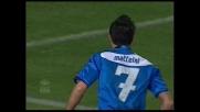 Matteini di testa batte De Sanctis e l'Empoli pareggia con l'Udinese