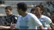 Mauri avvia la rimonta della Lazio con un goal all'incrocio