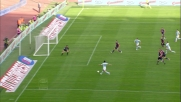 Mauri raddoppia con un goal fortunoso il vantaggio sul Cagliari
