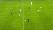 Maxi Lopez mette paura al Genoa con un tiro di prima