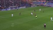 Mchedlidze colpisce un palo incredibile contro il Genoa