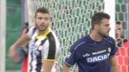 Karnezis si esalta sulla punizione di Maresca e devia in calcio d'angolo
