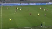 Meggiorini d'esperienza conquista un rigore contro il Genoa