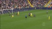Meggiorini sorpreso, manca il goal da un passo durante Udinese-Chievo