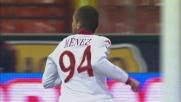 Menez ringrazia l'errore di Thiago Silva: Roma avanti a San Siro
