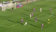 Merkel con una serie di finte salta due giocatori della Fiorentina
