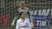 Mesto cerca il goal ad effetto ma trova la parata di Gillet