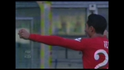 Jeda, rimpallo e goal per il vantaggio del Cagliari a Verona