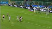 Miccoli, goal su rigore contro il Milan