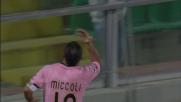 Miccoli sorprende tutti e segna il terzo goal del Palermo
