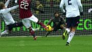Milan-Genoa: goal di Kakà