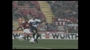 Milan in contropiede, Baggio sfiora il palo dal limite dell'area