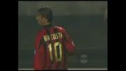 Milan insidioso, ma Castellazzi è attento su Rui Costa