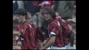 Milan-Napoli: Weah apre le marcature