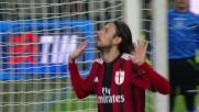 Milan-Parma 3 a 1: Zaccardo sigla l'ultimo goal del Diavolo