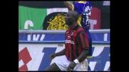 Milan-Parma, Weah sigla l'1-1