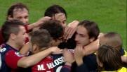 Milanetto con un goal di alta precisione balistica regala la vittoria contro il Bologna