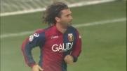 Milanetto sblocca il derby di Genova su rigore