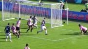 Milinkovic-Savic segna la rete decisiva contro il Palermo, vince la Lazio