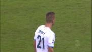Milinkovic Savic spaventa il Milan, corner per la Lazio