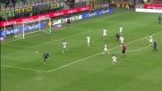 Milito sbaglia un goal a porta vuota contro il Cagliari