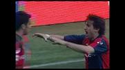 Milito sentenzia l'Udinese, il Genoa vince 2-0