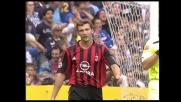 Miracolo di Antonioli su Shevchenko: Milan vicino al goal a Marassi