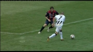 Miracolo di Viviano su Pepe: il Bologna si salva in corner