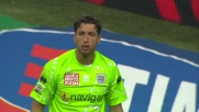 Mirante nega un goal ad Aquilani in Milan-Parma
