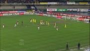 Montolivo di rapina segna il goal vittoria del Milan contro il Chievo