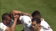 Moras salta più in alto di tutti: è suo il goal del pareggio contro l'Empoli