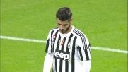 Morata fa arrabbiare lo Juventus Stadium sbagliando una clamorosa occasione contro il Bologna
