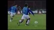 Moro rimedia l'ammonizione contro l'Udinese