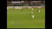 Morrone fa passare un brivido all'Inter: il suo colpo di testa esce di poco