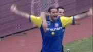 Moscardelli regala la vittoria al Chievo con il Bari con un goal in tocco morbido