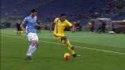 Muriel crea problemi alla difesa della Lazio