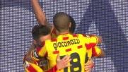 Muriel segna il goal del pareggio contro il Genoa