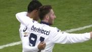 Muriel si presenta ai tifosi del Lecce con un goal contro il Cagliari
