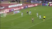 Muslera chiude la porta a Matri e salva la Lazio con la Juventus