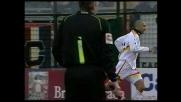 Girata di Vucinic, goal del pareggio del Lecce