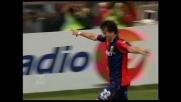 Milito show al Marassi. Il Genoa travolge la Roma grazie al secondo goal dell'argentino