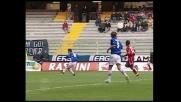 Flachi regala il goal della vittoria alla Sampdoria